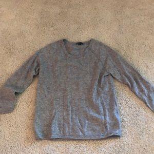 Grey Fleece Long Sleeve